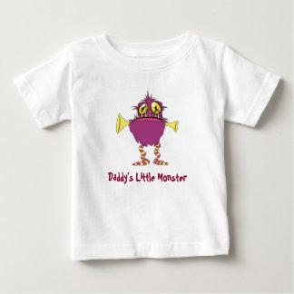Daddy's Little Monster Tee Shirt