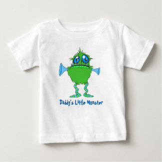 Daddy's Little Monster Tshirts