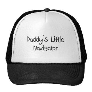 Daddy's Little Navigator Trucker Hat