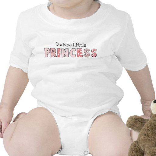 Daddy's Little Princess Baby Tee