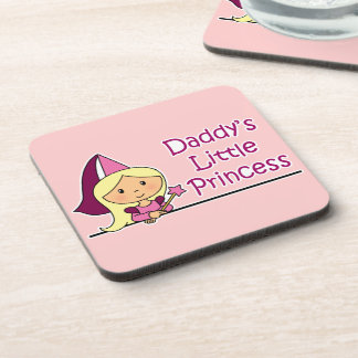 Daddy's Little Princess Coasters