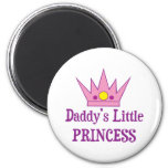 Daddys Little Princess Magnet
