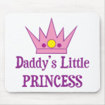 Daddys Little Princess Mousemat