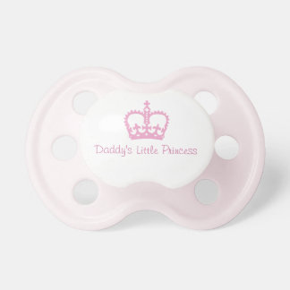 Daddy's Little Princess Pacifier