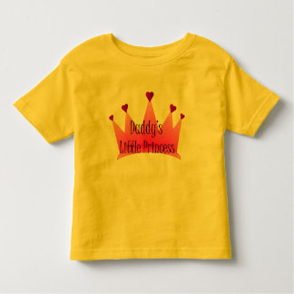 Daddy's Little Princess Tees