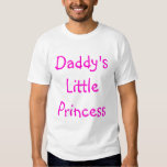 Daddy's Little Princess Tshirts