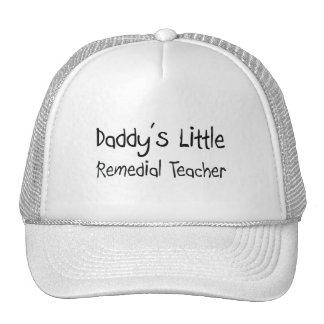 Daddy's Little Remedial Teacher Trucker Hats