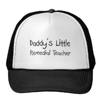Daddy's Little Remedial Teacher Mesh Hats