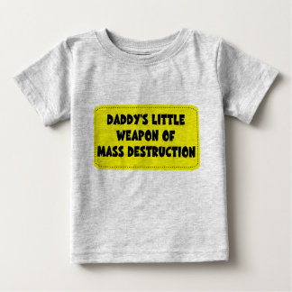 Daddys Little WOMD Baby T-Shirt