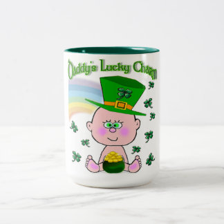 Daddy's Lucky Charm Mugs