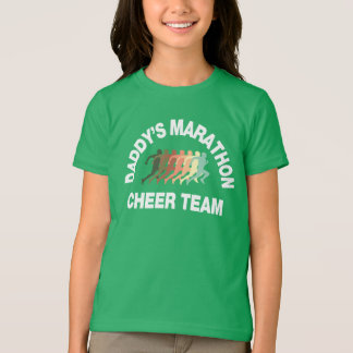 daddy's marathon cheer team T-Shirt