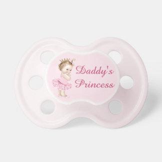 Daddy's Princess in Tutu Vintage Baby Dummy