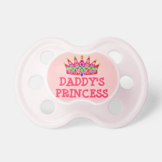 Daddy's Princess Pacifiers