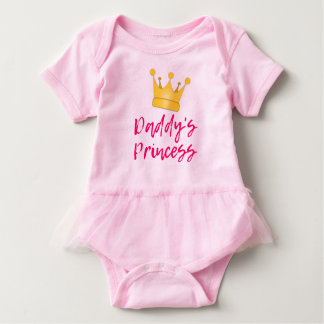 Daddy's Princess Tutu Bodysuit