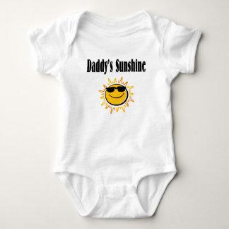 Daddy's Sunshine Baby Bodysuit