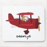 Dadflys Mouse Mats