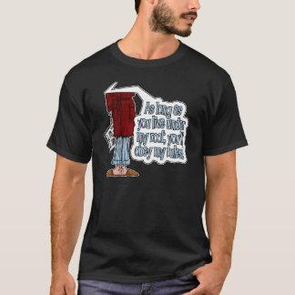 dadism shirt - under my roof