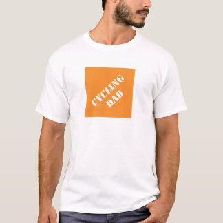 Dadisms Cycling Dad T-Shirt