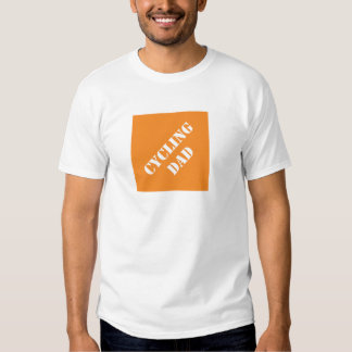 Dadisms Cycling Dad Tee Shirt