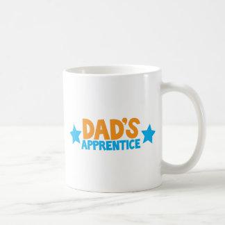 Dads apprentice! coffee mugs