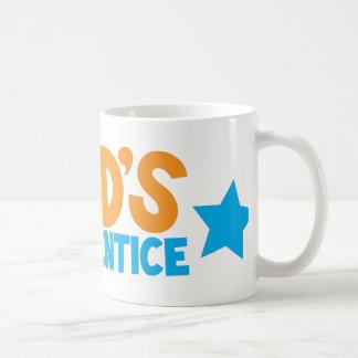 Dads apprentice! mugs
