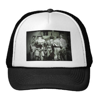 Dads Army on parade Cap