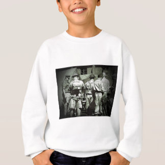 Dads Army on parade Sweatshirt