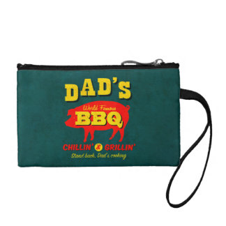 Dad's Cooking Coin Wallet