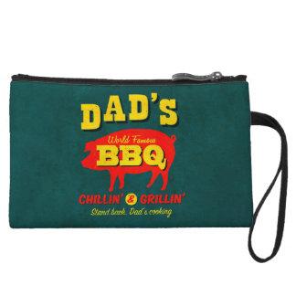 Dad's Cooking Wristlet