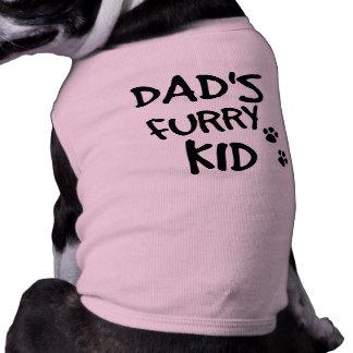 Dad's Furry Kid Shirt