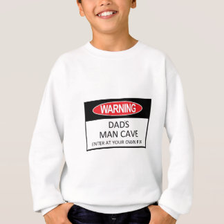 Dads Man Cave Sweatshirt