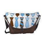 Dad's Messenger Bag - Cute Ties - Great Guy Bag
