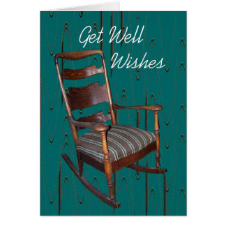 Dad's Ol Rocker-customize any occasion Card