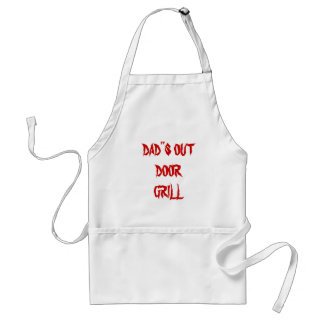 DADS OUT DOOR GRILL Apron
