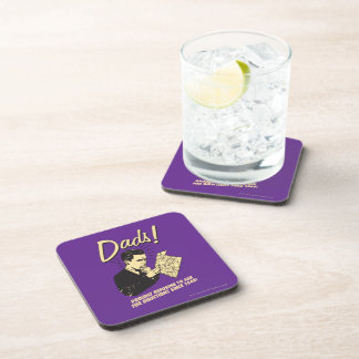 Dads: Refusing To Ask Directions Coaster