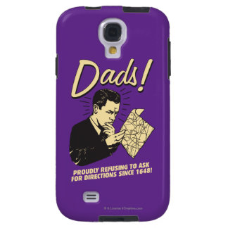 Dads: Refusing To Ask Directions Galaxy S4 Case