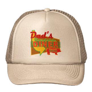 Dad's Roadside Diner Hat