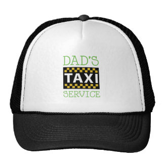 Dads Taxi Cap