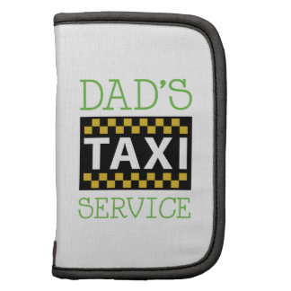 Dads Taxi Folio Planner