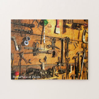 Dads Tools Jigsaw Puzzle