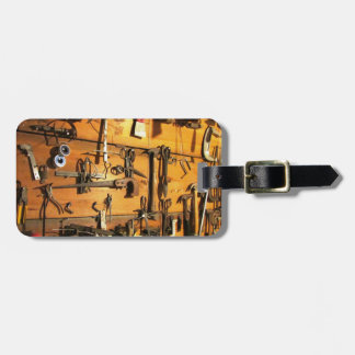 Dads Tools Luggage Tag