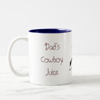 Dad'sCowboy Juice mug