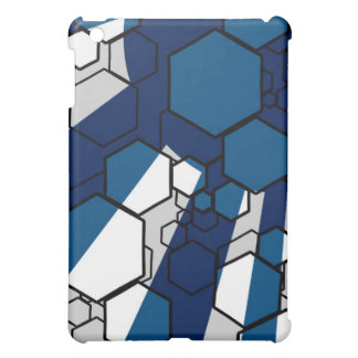 Daedal Blue iPad Case