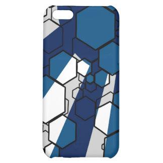Daedal Blue iPhone Case iPhone 5C Case