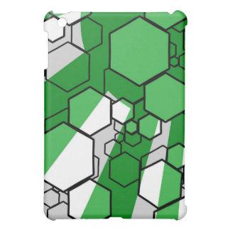 Daedal Green iPad Case