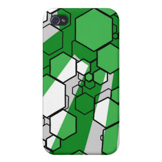 Daedal Green iPhone Case Case For iPhone 4