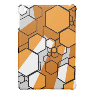 Daedal Orange iPad Case