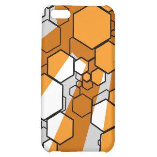 Daedal Orange iPhone Case Case For iPhone 5C