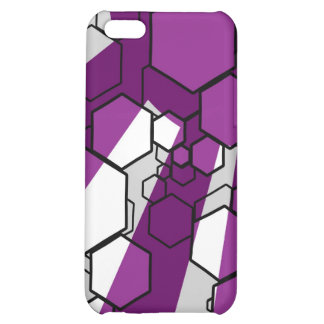 Daedal Purple iPhone Case Cover For iPhone 5C