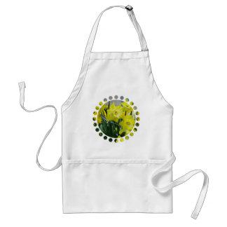 Daffodil Bulbs Apron